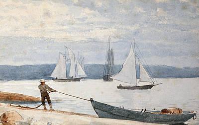 Mooring Paintings