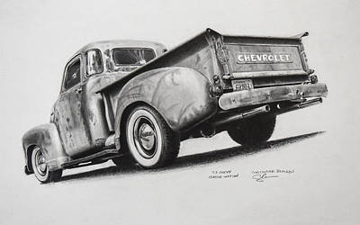 Designs Similar to 53 Chevy Truck