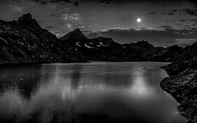 Designs Similar to Arrowhead Lake Moonlight