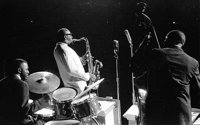 Designs Similar to Photo Of Sonny Rollins
