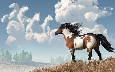 Designs Similar to Spirits Of Mustangs Past
