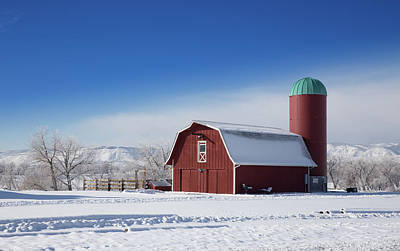 Designs Similar to The Red Barn  by Bridget Calip