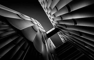 Designs Similar to Black Waves by Jef Van Den