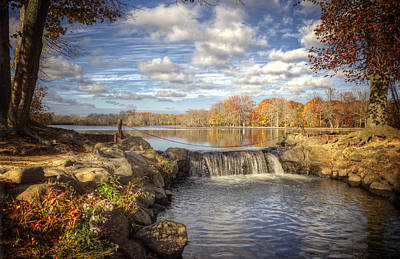 Belmont Lake State Park Art