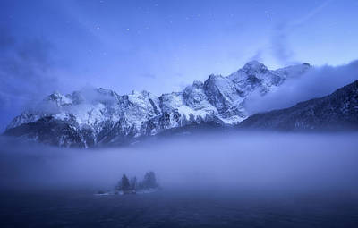 Designs Similar to Misty Winter Evening