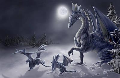 Dragons - Wall Art
