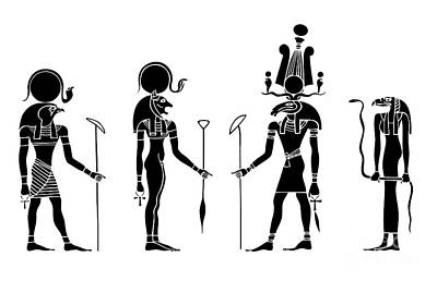 Designs Similar to Gods Of Ancient Egypt