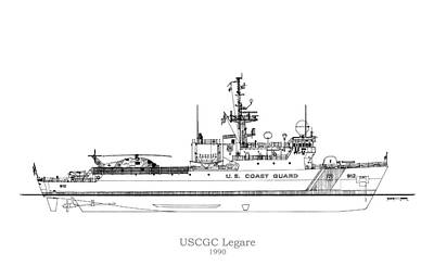 Designs Similar to U.s. Coast Guard Cutter Legare
