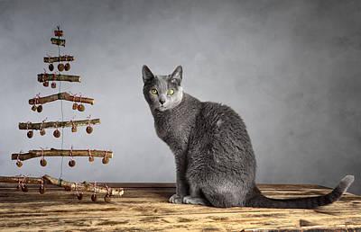 Designs Similar to Cat Christmas by Nailia Schwarz