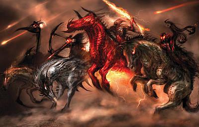 Horseman Art