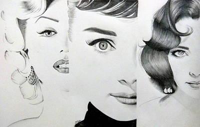 Marilyn Munroe Drawings Prints