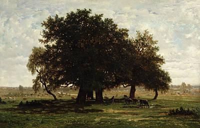 Rousseau Paintings