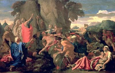 Prophet Moses Prints
