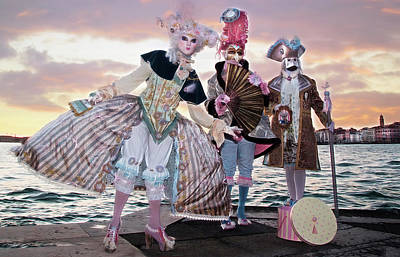 Designs Similar to Venice Carnival Sunset