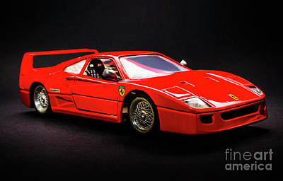 Designs Similar to The Fast And The F40