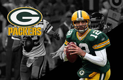 Designs Similar to Aaron Rodgers Packers