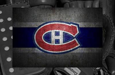 Montreal Hockey Prints