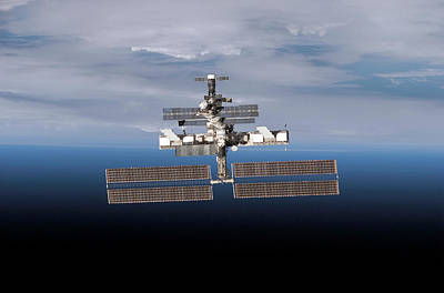 Designs Similar to International Space Station