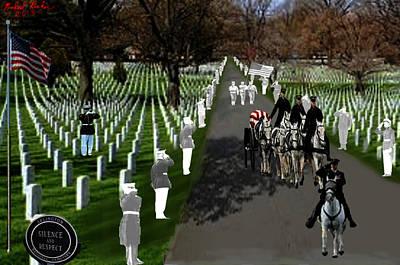 Designs Similar to Arlington National Cemetery