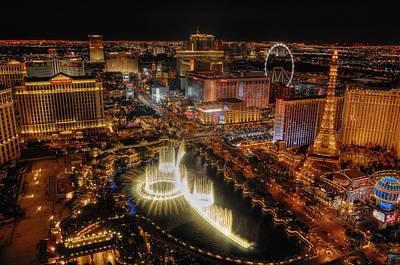 Casinos Photographs Original Artwork