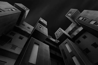 Cube House Art Prints
