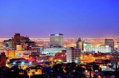 Downtown El Paso Photographs