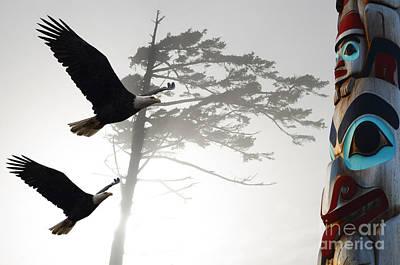 Fly Like An Eagle Prints
