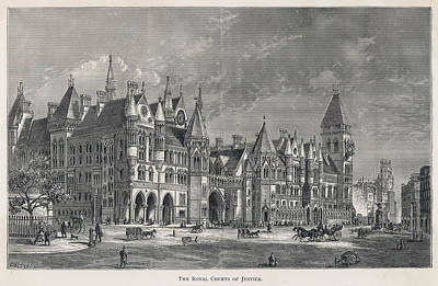 Designs Similar to The Royal Courts Of Justice