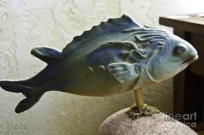 Ceramic Fish Art