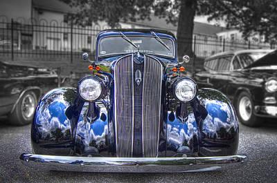 1936 Plymouth Sedan Photographs