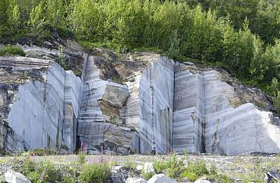 Designs Similar to Marble Quarry, Norway