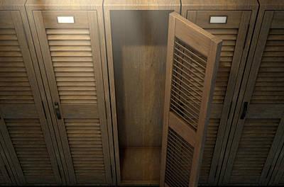 Designs Similar to Vintage Locker And Open Door 2