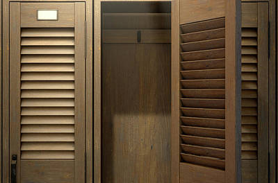 Designs Similar to Vintage Locker And Open Door 4