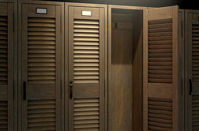 Designs Similar to Vintage Locker And Open Door 5