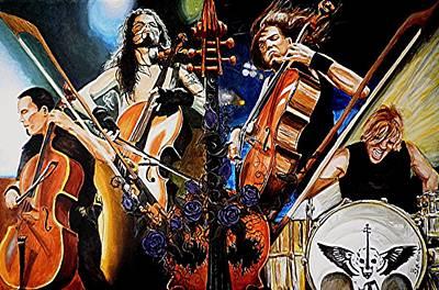 Chello Paintings