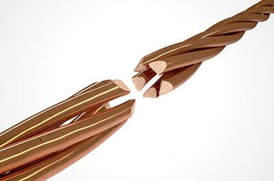 Copper Wire Prints