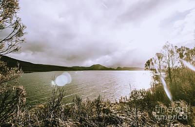 Designs Similar to Lakes In Sunset