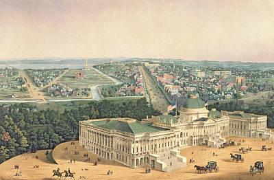 Us Capital Paintings