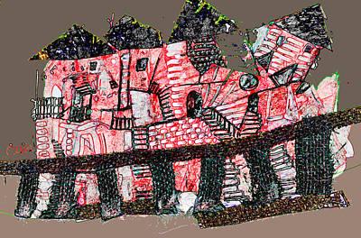 Phantasie Digital Art Original Artwork