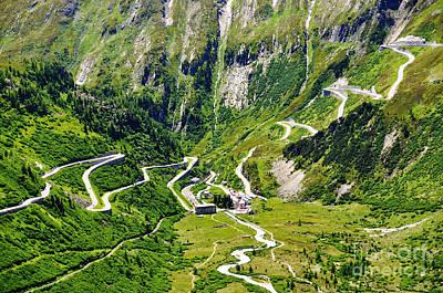 Designs Similar to Furka Pass, Switzerland