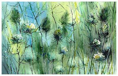Designs Similar to Winter Flowers by Suzann Sines