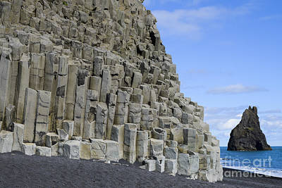 Designs Similar to Basalt Columns, Iceland