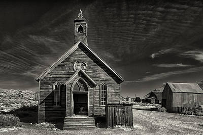 Designs Similar to Bodie Church by Robert Fawcett