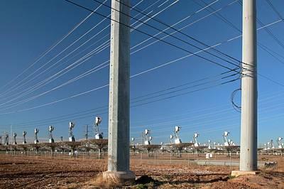 Designs Similar to Disused Solar Power Plant