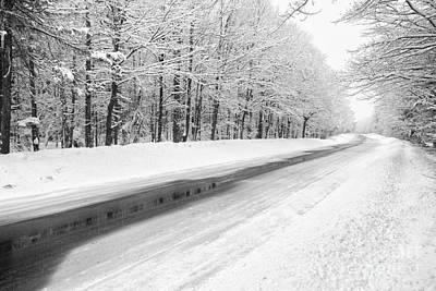 New England Winter Art