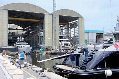 Designs Similar to Luxury Yacht Construction