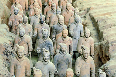 Qin Shi Huang Prints