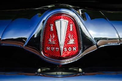 Designs Similar to 1953 Hudson Hornet Sedan Emblem
