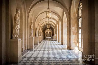Designs Similar to Versailles Hallway