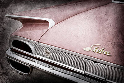 1960 Ford Starliner Photographs